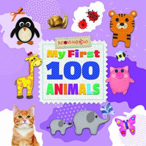 My First 100 Animals Boardbook