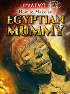 How to make an Egyptian Mummy