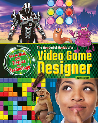 The Wonderful Worlds of a Video Game Designer