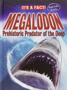 Megalodon Prehistoric Predator of the Deep